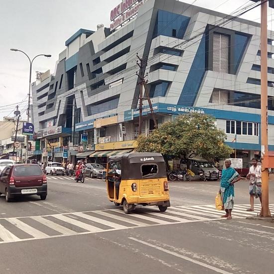 Bharath Mall – Trichy
