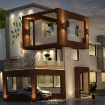 Jayachandran residence (1)