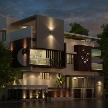 Jayachandran residence (2)