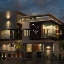 Jayachandran residence (3)