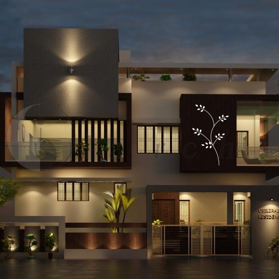 Jayachandran Residence