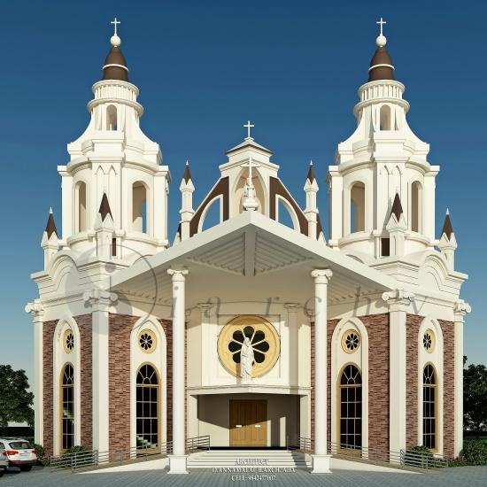 St.Francis Xavier Church – Coimbatore