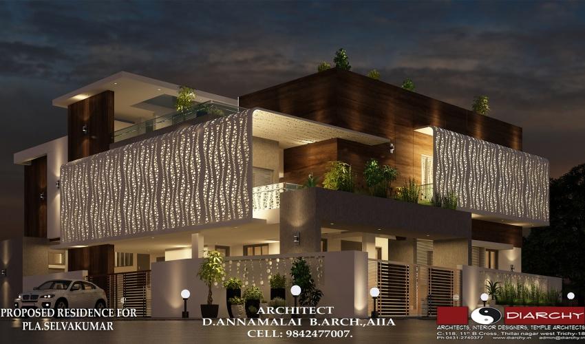 PLA Residence